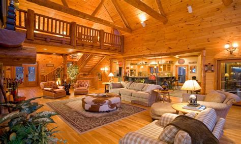 Great Smoky Mountain Log Cabin Rentals by Luxury Cabins Smoky Mountains Secluded Smoky