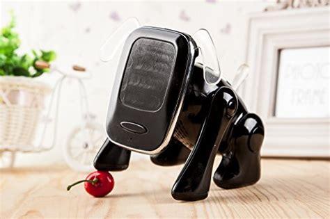 newest cartoon robot dog bluetooth speakers mini home