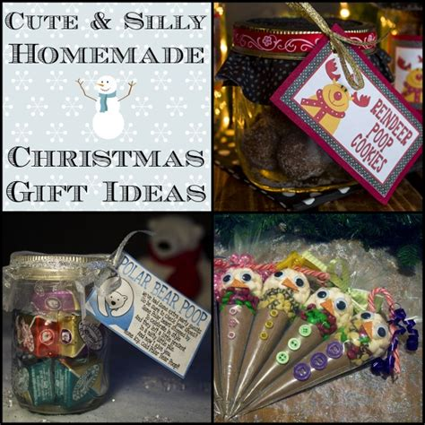 fun gifts ideas cute and funny homemade christmas gift ideas guaranteed to
