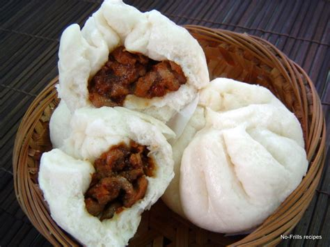 steamed bun pau foodflag