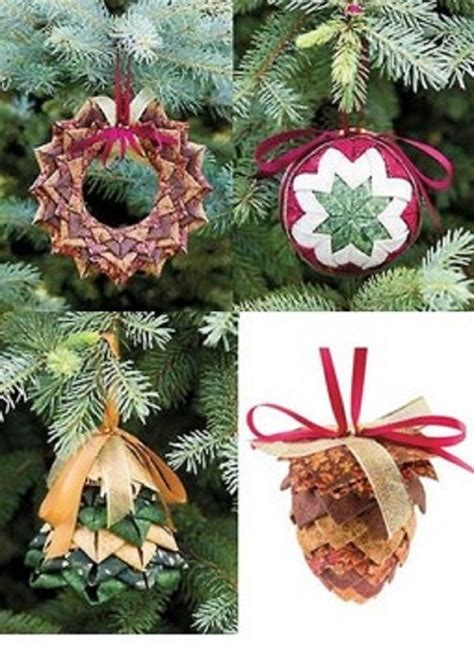 how to make easy ornaments no sew fabric ornaments family crafts