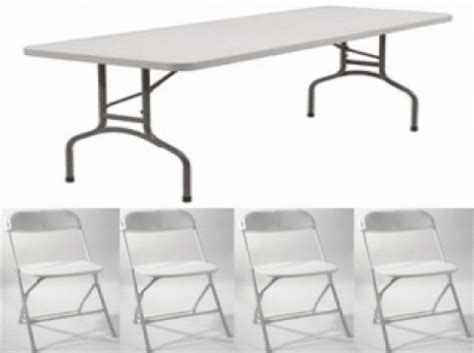 table chair rental sorc