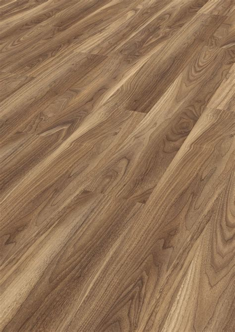 Walnut Laminate Flooring by Kaindl Touch Varnished Walnut Laminate Flooring
