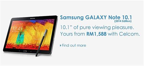 Samsung Galaxy Note 10 Malaysia Price by Samsung Galaxy Note 10 1 2014 Edition Malaysia Price Archives Soyacincau