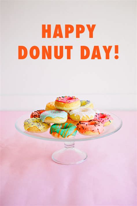 happy national day happy national donut day