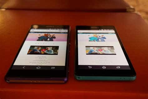 Hp Sony Xperia Z2a sony xperia z2a is like the xperia z2 but smaller thicker