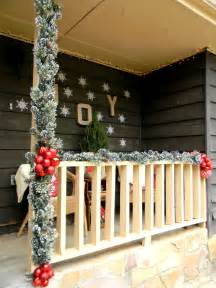 Outdoor patio christmas decorations christmas decorations ideas