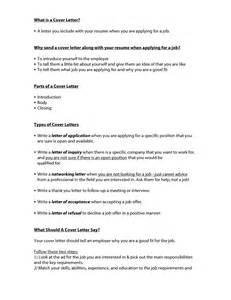 what should a cover letter contain what should a cover letter consist of 20 cover letters for