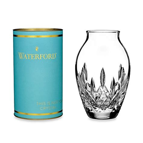 Waterford Vase Lismore by Waterford 174 Giftology Lismore 6 Inch Vase Www