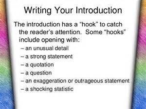 how do you write a hook for a persuasive essay essay