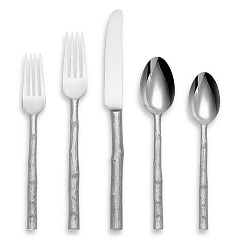 bed bath and beyond flatware buy lenox 174 park city 5 piece flatware place setting from