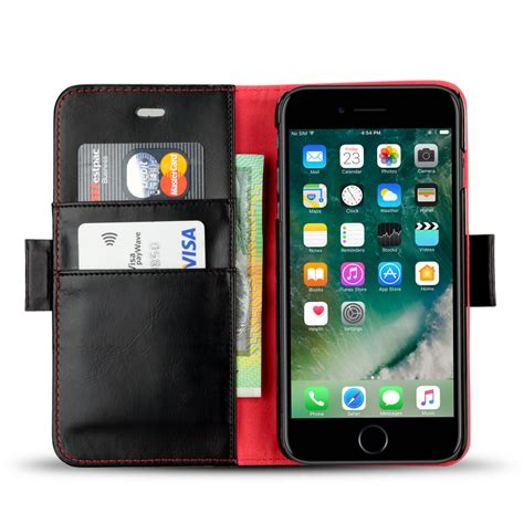 iphone xs max xr     luxury flip cover wallet card leather case  apple ebay