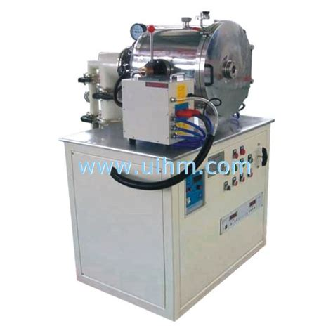 induction heating vacuum furnace induction melting of vacuum furnace by um 25ab mf united induction heating machine limited of china