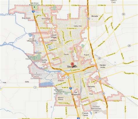 california map stockton stockton california map and stockton california satellite