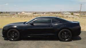 find used 2010 blacked out chevrolet camaro 2ss coupe 2