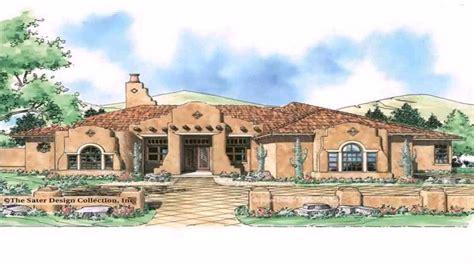 pueblo style house plans small pueblo style house plans