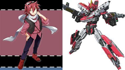 film robot jepang warna merah kereta shinkansen jadi robot raksasa di anime shinkalion
