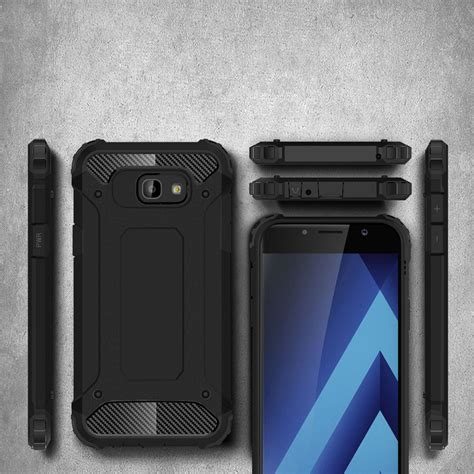 Casing Slim Fit Carbon Samsung Galaxi A3 2017 defender shockproof samsung galaxy a5 2017 black