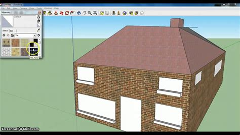 house design sketchup youtube how to build a house in sketchup 8 youtube