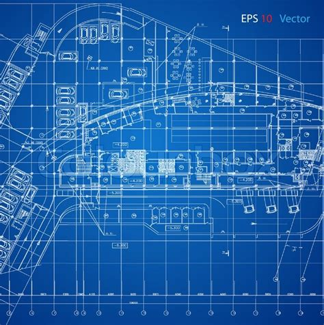 architecture blueprint wallpaper www pixshark com urban blueprint vector architectural background part
