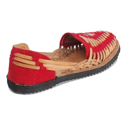 huarache sandals ix style s woven leather huarache sandals in