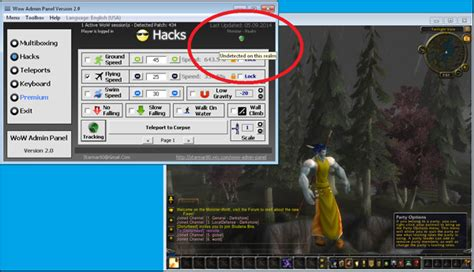 Release Wow Admin Panel 2 0 7 All Private Servers Patches