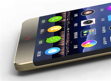 Handphone Samsung Galaxy Z1 renders of bezel less zte nubia z11 surface device features 5 2 inch qhd screen sd 820 4gb ram