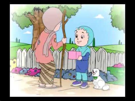 film kartun anak diva belajar fiqih anak bersama diva youtube