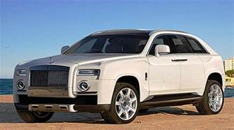 Rolles Royce New 2016 Rolls Royce Suv Prices Msrp Cnynewcars