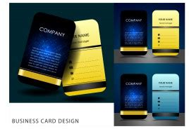 free id card template coreldraw id card design vectors stock for free about 5