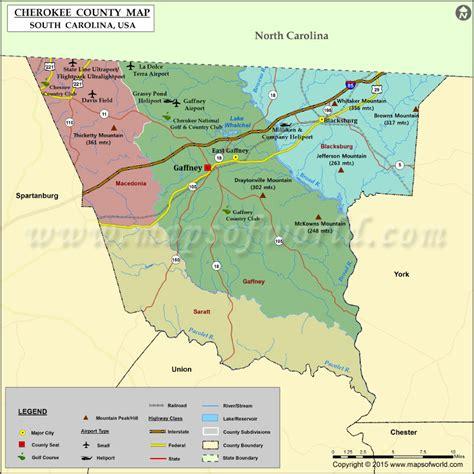 map of carolina murphy county map south carolina