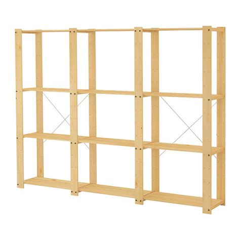 Secondary Storage Ikea Ikea Wood Shelves