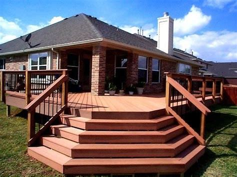wrap around deck plans 10 best images about deck stairs ideas on pinterest wrap