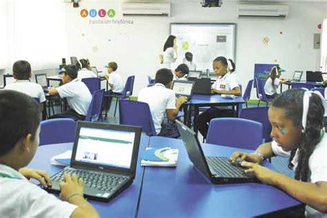 imagenes aulas virtuales estudiantes de la ciudad armenia ya cuentan con aula
