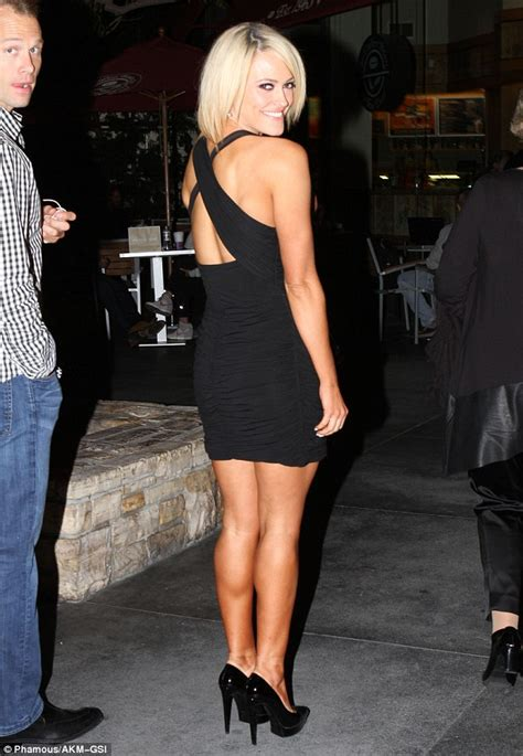petas hair on dancing with the stars dwts star peta murgatroyd wears sexy lbd to dinner with
