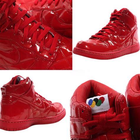 nike dunk high supreme nike dunk high supreme qk quot octagon quot sneakernews