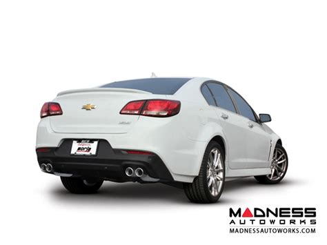 chevrolet ss performance chevrolet chevrolet ss performance exhaust by borla