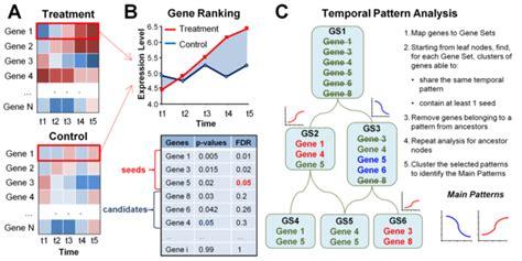 pattern analysis time series funpat function based pattern analysis on rna seq time