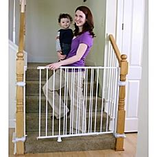 swing gate for stairs baby child gates safety gates for stairs extra wide