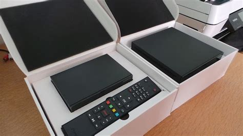 G Ci Free Box freebox mini 4k d 233 ballage et prise en