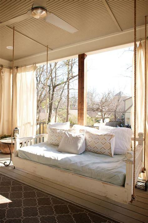 relaxing sleeping porch ideas homemydesign