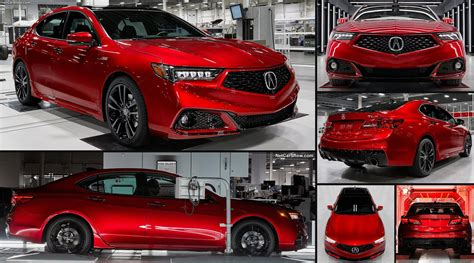 2020 Acura Tlx Pmc Edition by Acura Tlx Pmc Edition 2020 Pictures Information Specs