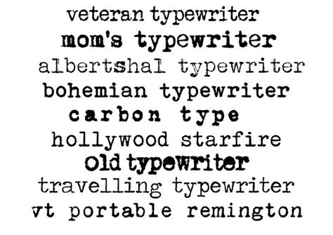 typewriter tattoo font 1000 images about tat spiration on