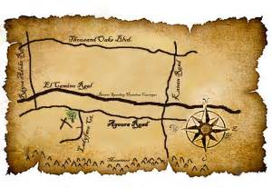 treasure map printable template clipart best