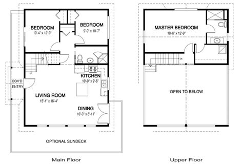 cedar cabin floor plans house plans the deerbay cedar homes