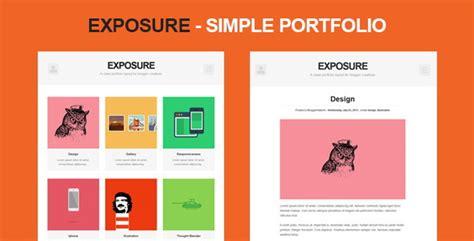 blogger portfolio template 35 best responsive premium blogger templates