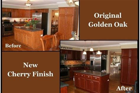 Updating Oak Kitchen Cabinets Before And After 17 Best Images About Diy Furniture Restoration On Painted Furniture Wood