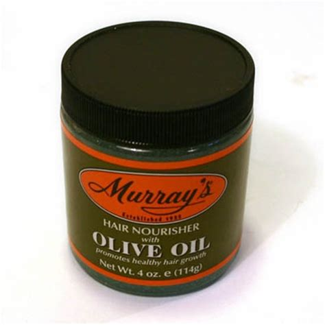 Pomade Murray Black murray s hair nourisher with olive classic hair products