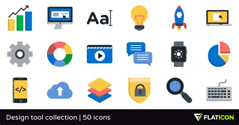 free design tools design tool collection 50 free icons svg eps psd png files