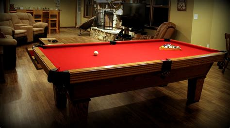 How To Change Pool Table Felt Pool Table The Creative In Between